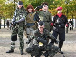 MGS Group-4:MCM Expo Oct 2008 by ElegantAura