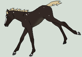 Random equine adopt - Points offer -SOLD- by RedOak-Stables