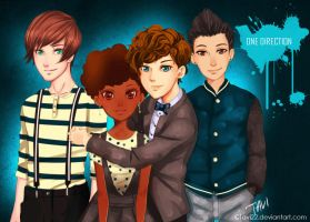 One Direction by Tavi22
