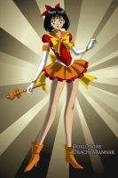 Sailor Sun by ChibiProwl