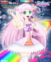 DJMAX - Airin from Cosmic Fantastic Lovesong! by BluesodaMania
