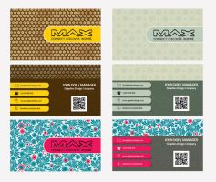 3 Free PSD Designer Business Card Templates by fiftyfivepixels