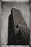 The Empire State Building by PortraitOfaLife