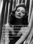 Ava Gardner quote by Artfreakgal21