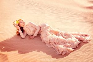 Desert rose by Ophelia-Overdose