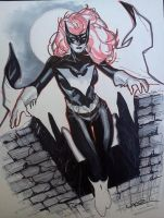 BatWoman by ukosmith