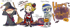 HappyHalloween by carineyy