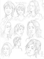 A Sheet of Alternate Keeleys by Neumatic