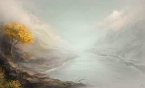 Mountain Cove by taleclock