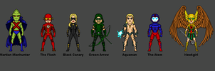 Ultimate Justice League by cirom-ohre