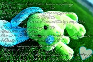 Green Earth Puppy BG by WebkinzPhotography