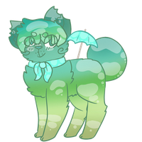 Tropical Cocktail Gelatini Adoptable CLOSED by pink11219