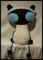 Lamb by plushrooms