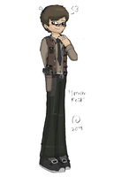 File 19.4: Spencer by Shadow-Aspect
