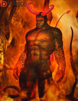 Infernal Lord (censored) by Doc000