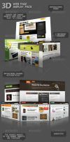 3D Web Display Pack 1 by Kamarashev