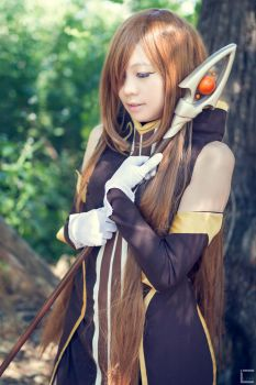 Tales of the Abyss - The First Fonic Hymn by Gwiffen