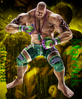 Vale Tudo Fighter by BeeVue
