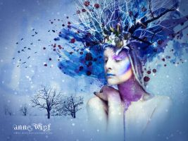 Spirit of Winter by annewipf