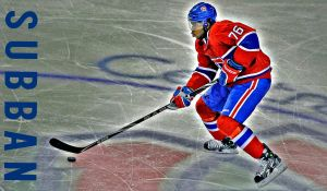 P.K. Subban Wallpaper by Oultre