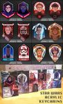 STAR WARS Acrylic Keychains [FOR SALE] by SaberGhatz