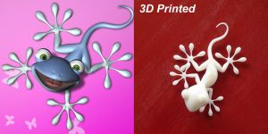 3d Printed  #2 by 3DSud