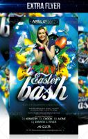 Easter Bash - Flyer Template by LouisTwelve-Design