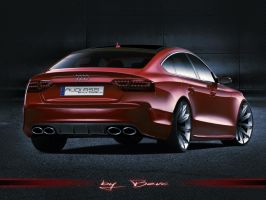 Audi RS5 Sportback by Straxer