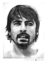 Dave Grohl by Manolibera