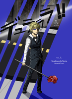 DRRR: Shizuo by ShadowedxFlame