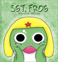 Sgt. Frog by Katie23