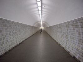 Runaway Tunnel Stock 00 by Dracovina