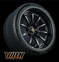 Volk Racing CE28 - Gloss Black by solanki47