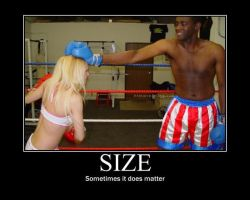 Size: Sometimes it does matter by DanFemwrestlingfan