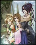 The Girls of FFX by Lemia