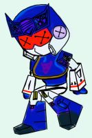 Soundwave Datsu-Doll by 100SeedlessPenguins
