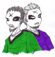 Live Twiztid by behindthemirror