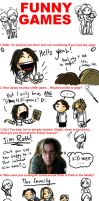 Funny Games meme by Seal-of-Metatron