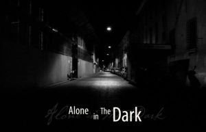 Alone in The Dark by Kathaer