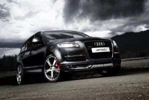 Audi Q7 with ABT Kit by jamodu