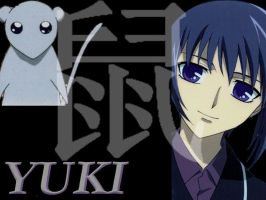 yuki-fruits basket by twins-with-wings