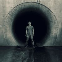 Drain Self Portrait by 5isalive