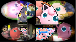 Ready to Smash: Jigglypuff by Kirby-Kid