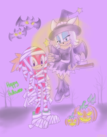 Happy Halloween by heihei188