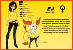 Trainer EJ New Reference by RandomPieXx