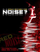 Red Noise by qtopia