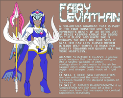 Fairy Leviathan by Tyrranux