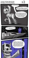 DOCTOR WHOOF  Lunar Shadow 8 by CyberToaster