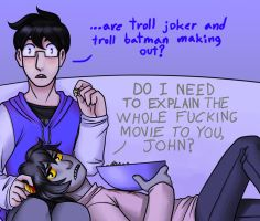 troll movies are hard by Koshou