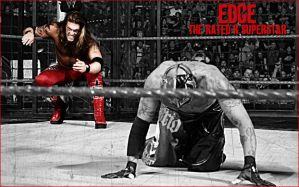 Edge Red and Black by SentonB
